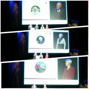2 vrijwilligers en 1 (gepensioneerd) arts koninklijk onderscheiden